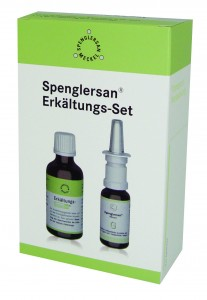 Spenglersan Erkältungs-Set NEU